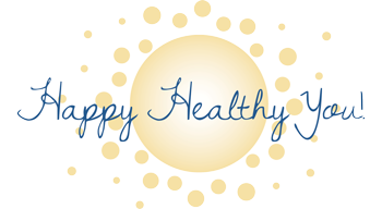 Logo: Happy Healthy You!