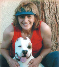 Pitbull Author Connie Bowman