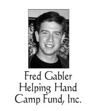 Fred Gabler Helping Hand Logo