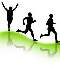 Runner Clipart