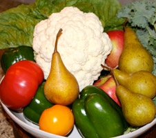 Bowl of Produce