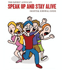 Speak Up and Stay Alive Cover