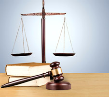 Gavel and Balance
