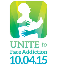 Unite to Face Addiction Logo