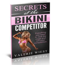 Secrets of The Bikini Competitor Cover